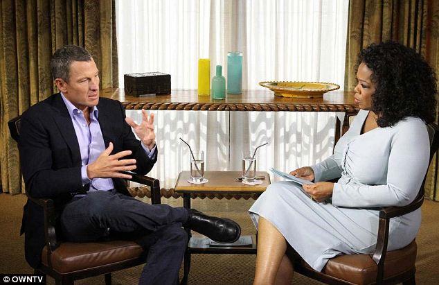 Lance Oprah