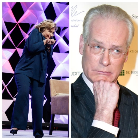 Woman Throws Shoe at Hillary. Fashion Guru Freaks Out.